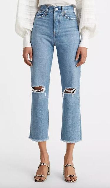 Wedgie Straight Women's Jeans In Medium Wash