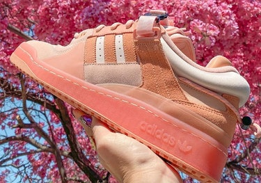 """Bad Bunny """"Easter Egg"""" Adidas Forum low"""