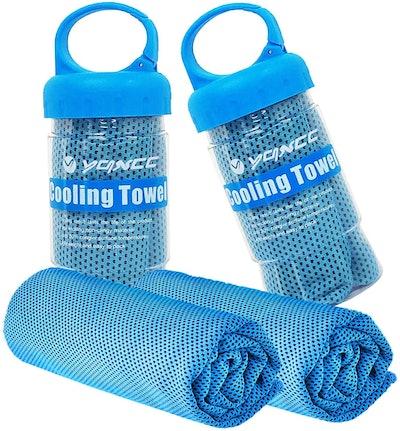 YQXCC Cooling Towels (2-Pack)