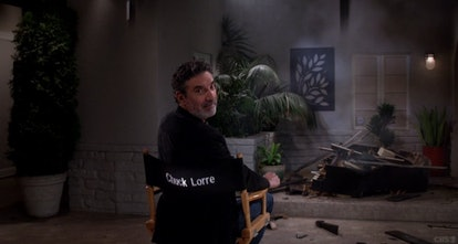 Chuck Lorre in the series finale of 'Two and a Half Men.'