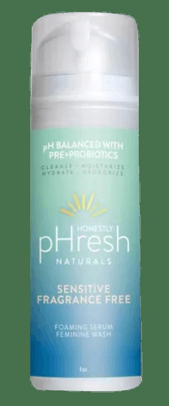 Sensitive Fragrance Free Pre + Pro Biotic Feminine Wash