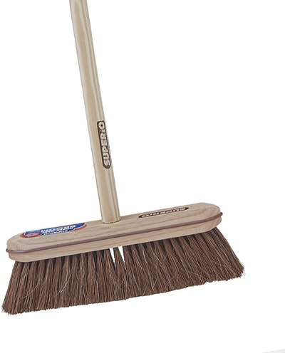 Superio Kitchen and Home Horse Hair Broom