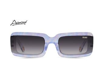 New Money Blue Tortoise Sunglasses