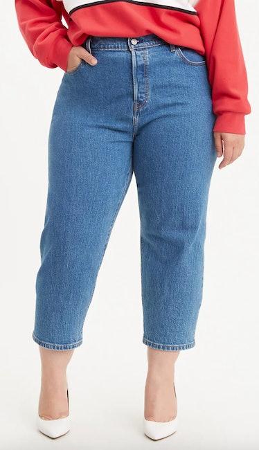 501 Original Cropped Women's Jeans (Plus Sizes)
