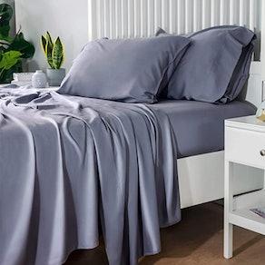 Bedsure 100% Bamboo Sheets Set (4-Piece)