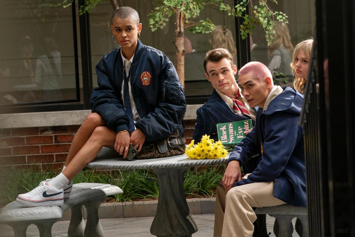 Cast of HBO Max's 'Gossip Girl' reboot