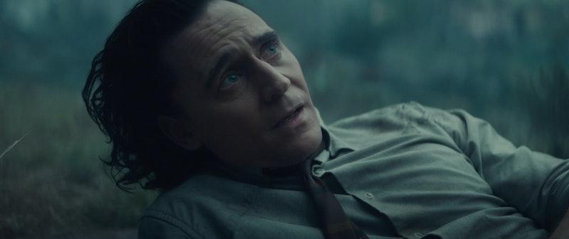 Loki met some more variants in an Episode 4 end-credits scene. Screenshot via Disney+