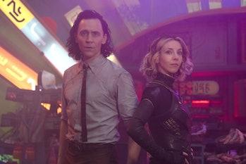 Loki, Sylvie