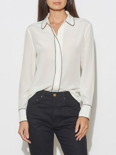 Audete Silk Shirt