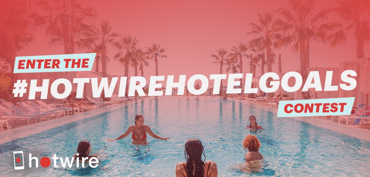 Hotwire and Jason DeRulo are teaming up for a TikTok hotel challenge.