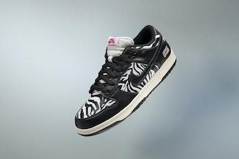 Nike SB x Quartersnacks Dunk Low