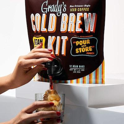 Grady's Cold Brew Pour & Store Kit
