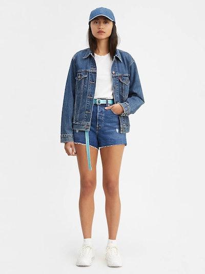 Ribcage Womens Shorts