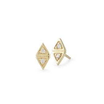 Diamond Maddie Earrings