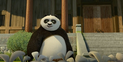 Jack Black lends his voice to 'Kung Fu Panda.'