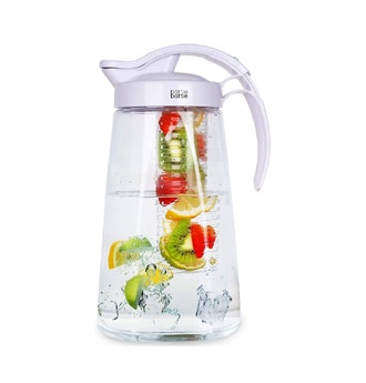 BOTTLE BOTTLE Water Pitcher with Lid and Fruit Infuser