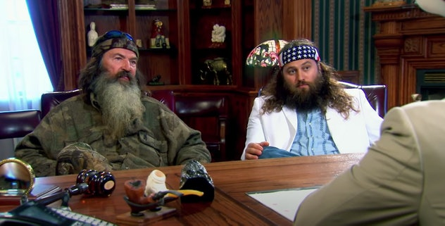 'Duck Dynasty' aired on A&E from 2012 to 2017.