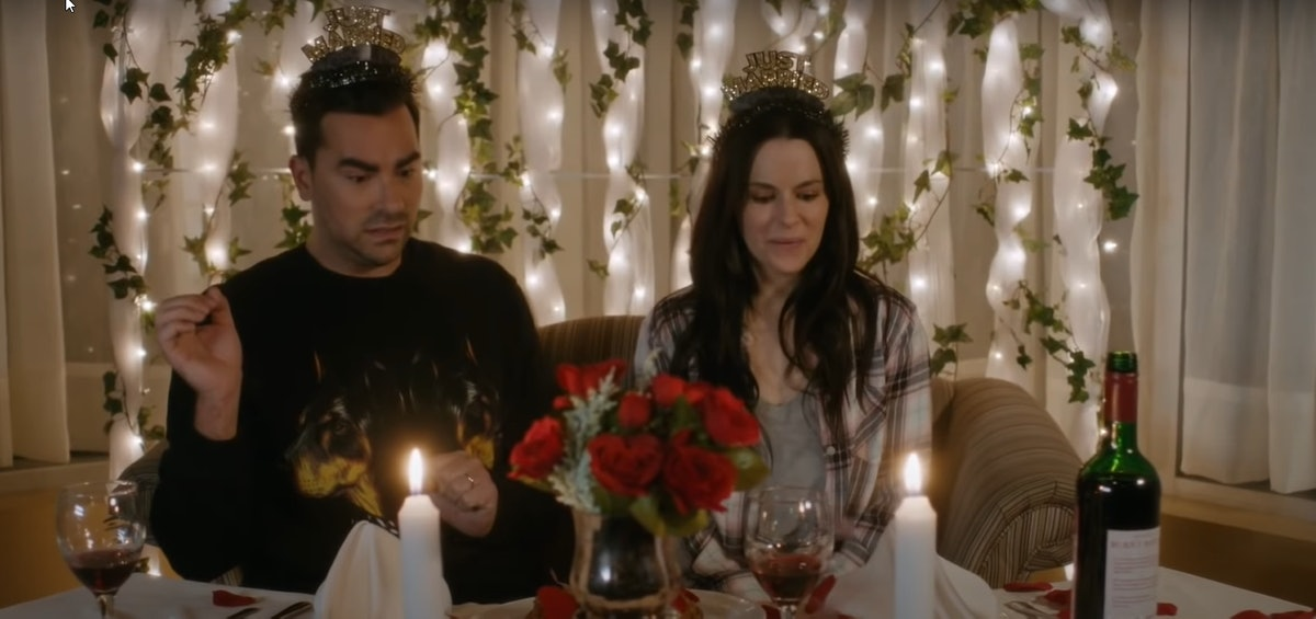 These 'Schitt's Creek' Zoom backgrounds include Stevie and David's honeymoon trip.