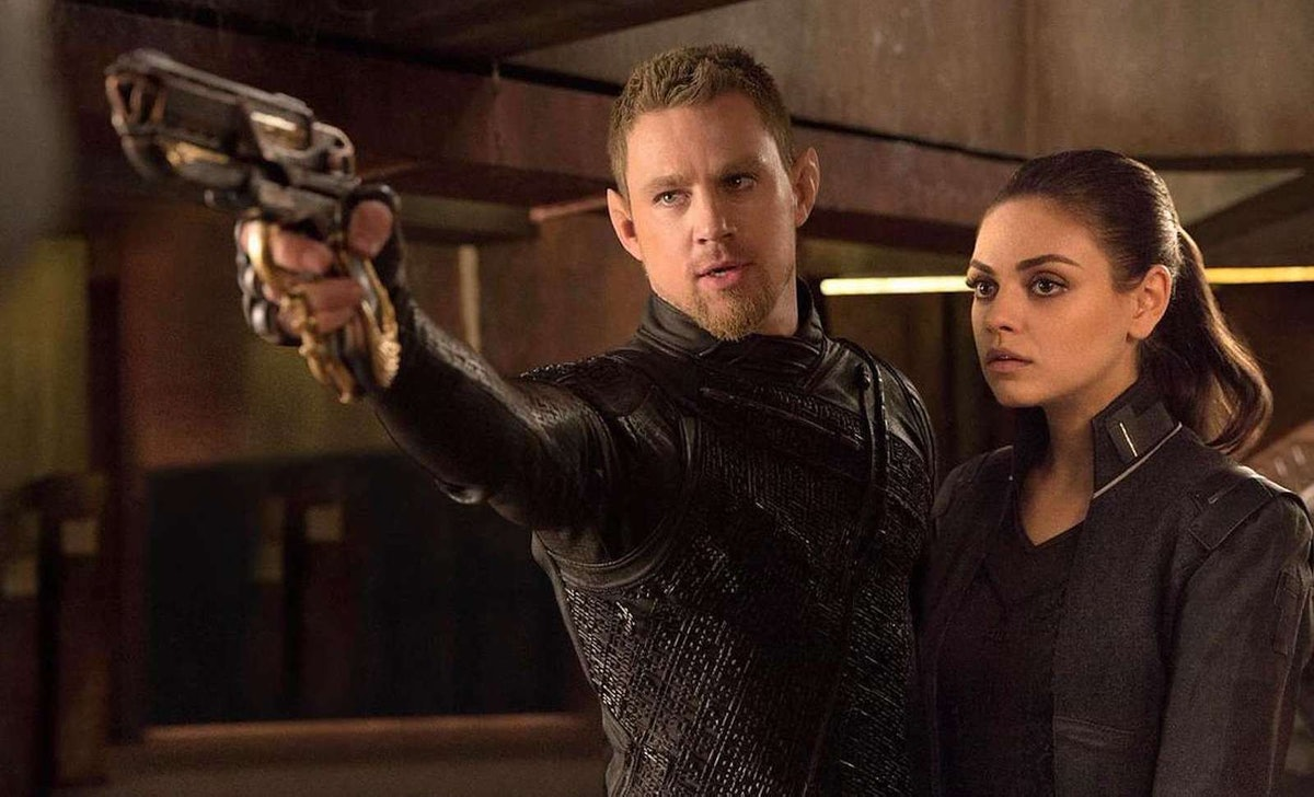 Despite tons of hype, 'Jupiter Ascending' was not well received, but it's still a fun watch to strea...