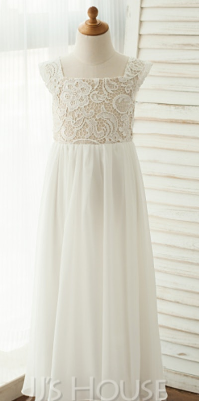 A-Line Princess Dress