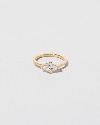 Divine Geometry Ring