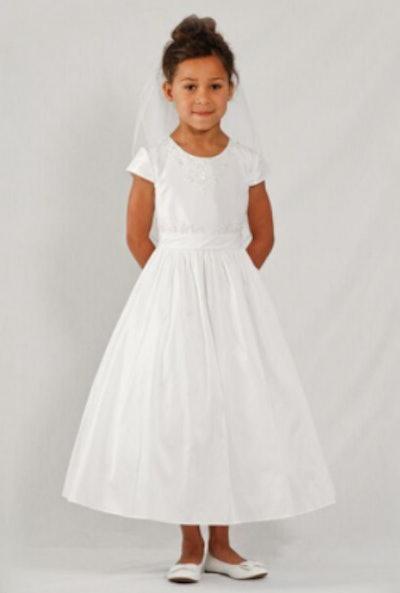 Iris Communion Dress