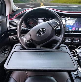 ElfAnt Car Steering Wheel Tray