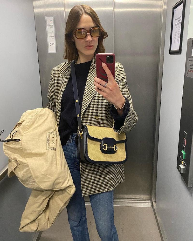 Alexa Chung on Instagram