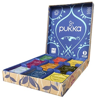 Pukka Herbs Tea Selection Box (45-Count)