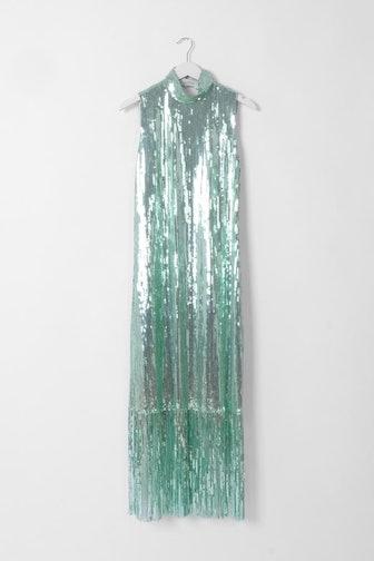 Stellar Dress - Mint