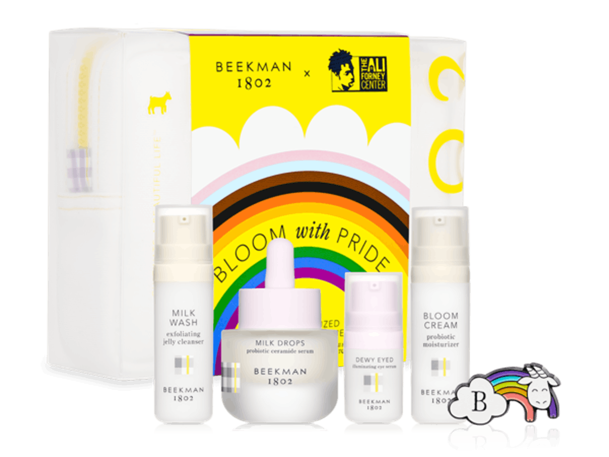 Beekman 1802 Bloom With Pride Skincare Starter Kit