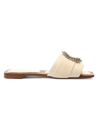 Maddie Padded Flat Sandals