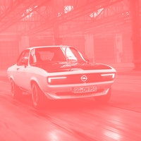 Opel's electrified Manta is the EV of our wildest dreams