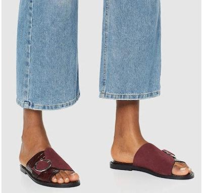 find. Crocodile Buckle Sandals