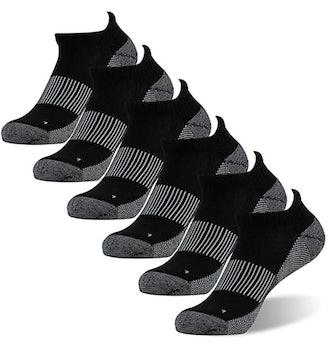 Footplus Copper Ankle Socks