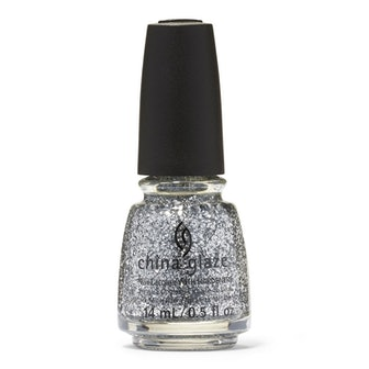 Silver of Sorts Nail Lacquer