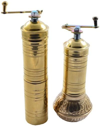 Bazaar Anatolia Manual Hand Grinder Mill Set
