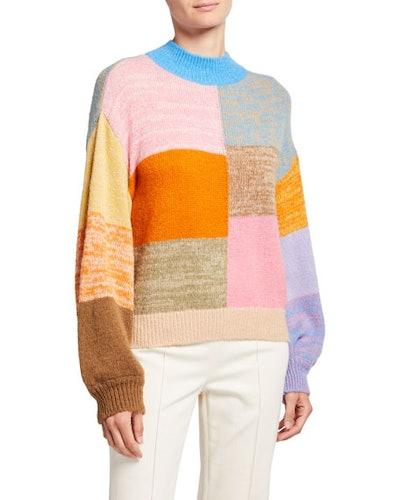 Adonis Colorblock Sweater