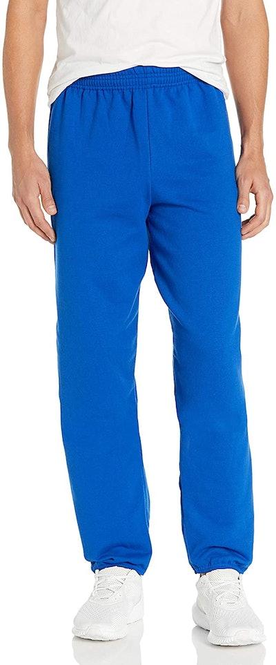 Hanes Men's EcoSmart Non-Pocket Sweatpant