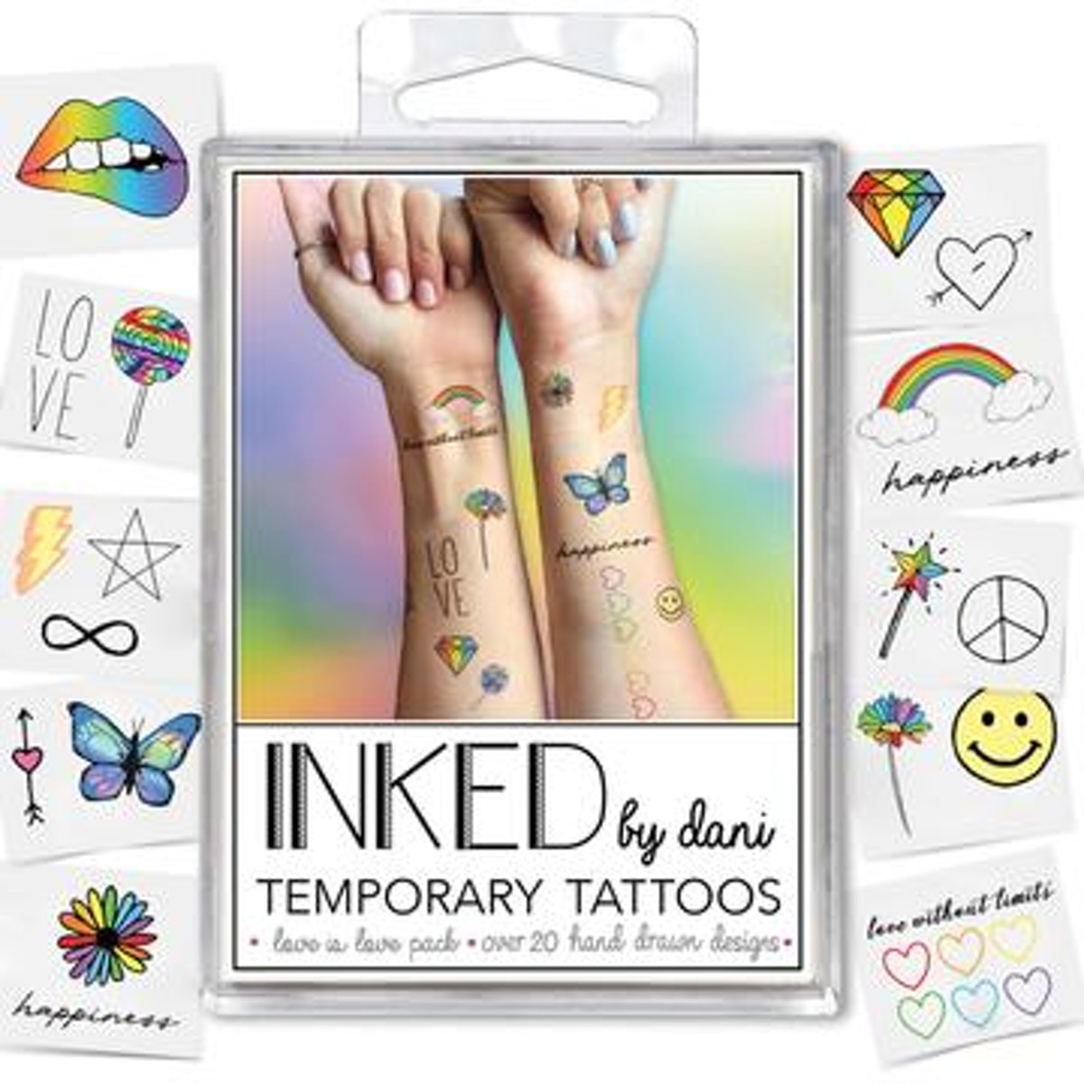 Inked by Dani Love is Love Pack