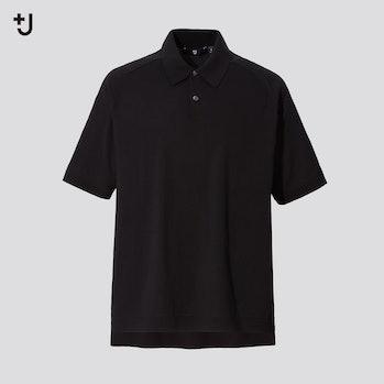 Uniqlo +J Silk-Cotton Polo