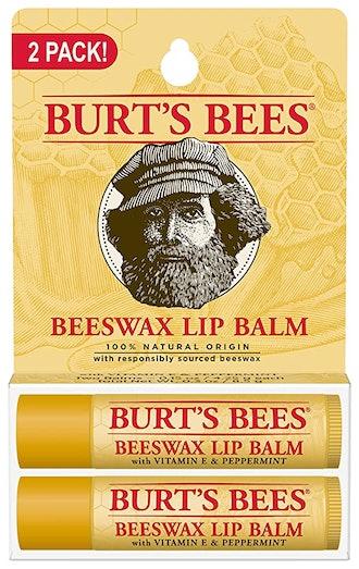 Burt's Bees Moisturizing Lip Balm (2-Pack)
