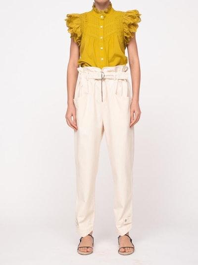 Evelina Paperbag Pants