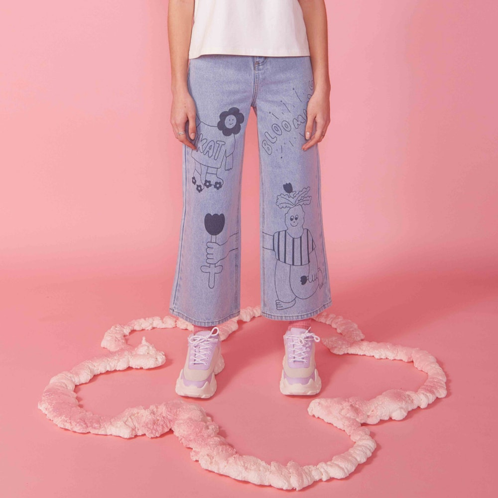 The Bloom Jeans