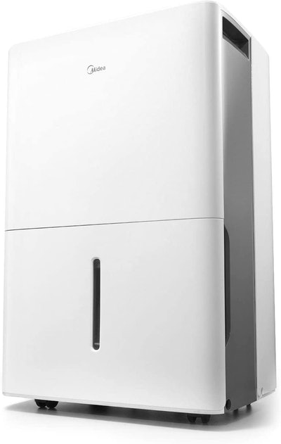 Midea MAD35C1ZWS 35-Pint Dehumidifier