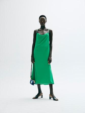 Chain Lingerie Dress