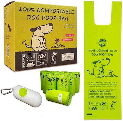 moonygreen Dog Poop Bag (120 Count)