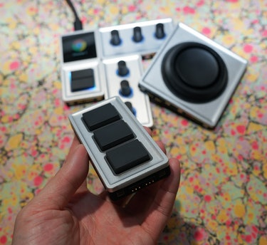 Monogram Creative Console review: the modular aluminum blocks are even more robust