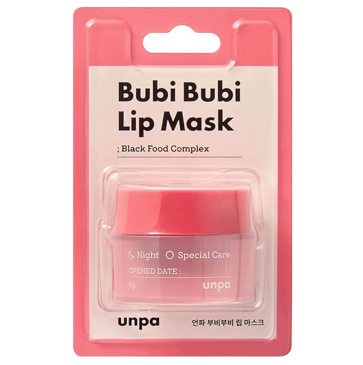 UNPA Bubi Bubi Lip Mask