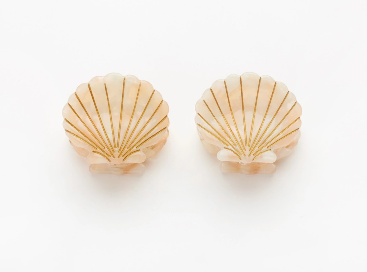 Ursula Shell Clips